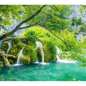 Водопад 08578