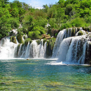Водопад 13099