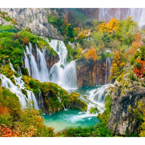 Водопад 13599