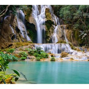 Водопад Куанг-Си