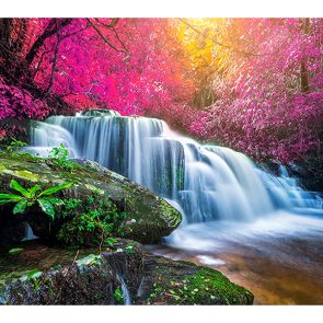 Водопад в Японии