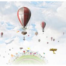 Воздушные шары 3
