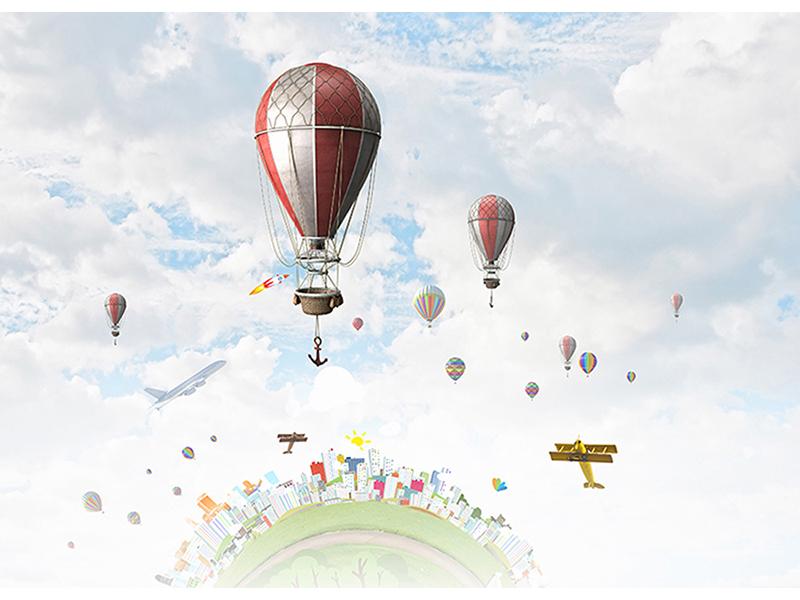Воздушные шары 3 2274