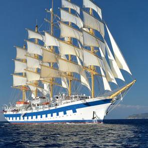 Яхта 5505