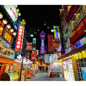 Переулок в Токио