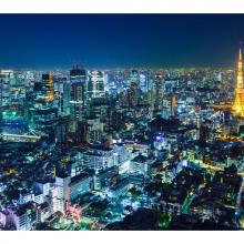 Японский мегаполис