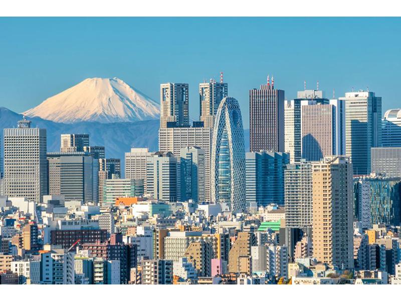 Япония 6690
