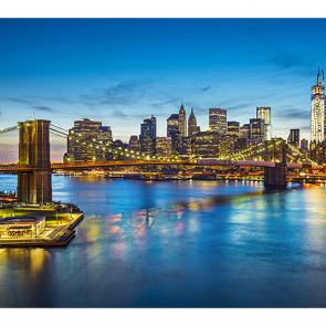 Закат над Манхеттеном