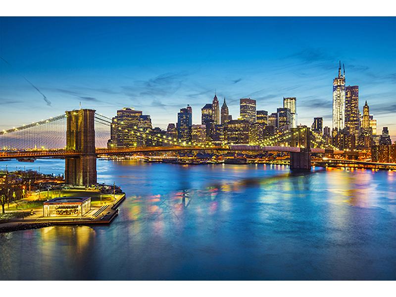 Закат над Манхеттеном 1698