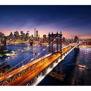 Закат над Манхеттеном 2