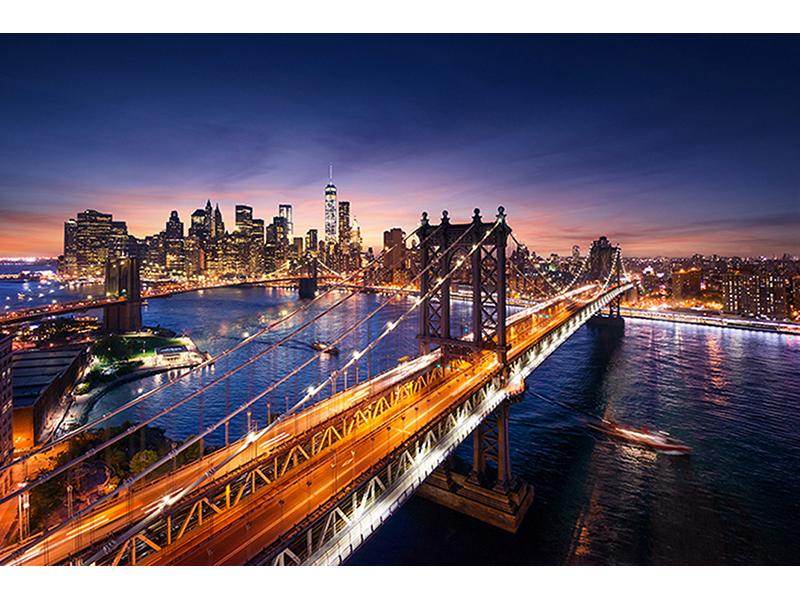 Закат над Манхеттеном 2 1697