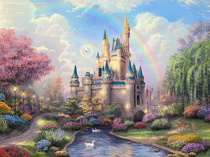 Замок детские 2276