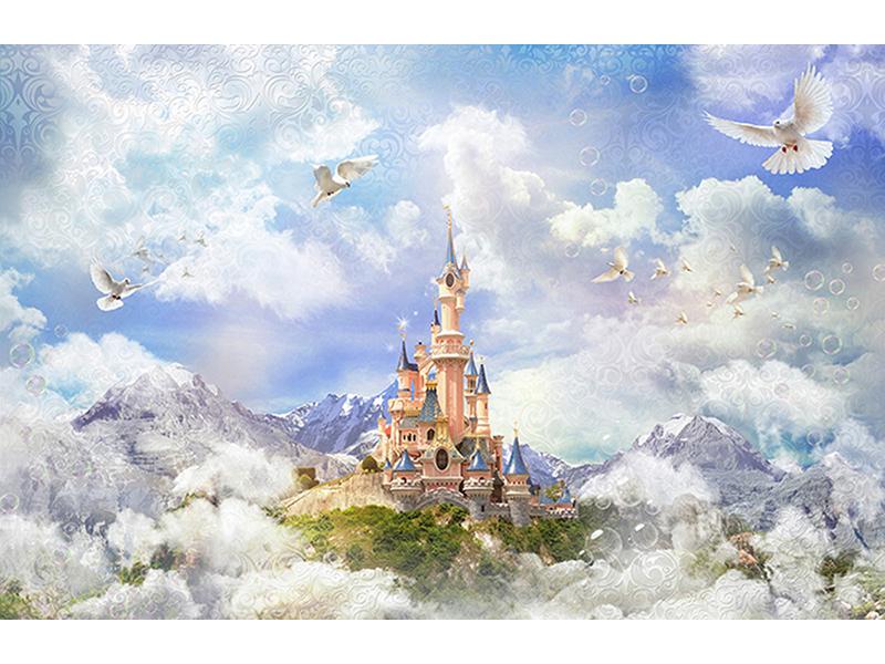 Замок в облаках 2277