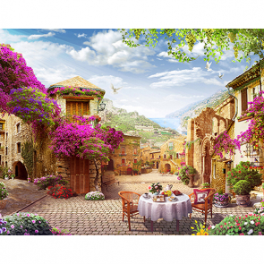 Завтрак в Провансе