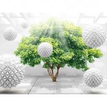 Зелёное дерево жизни