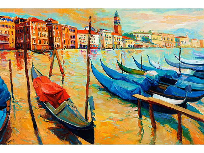 Живописная Венеция 1717