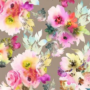 Живописные цветы 3