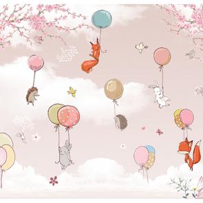 Животные на шариках