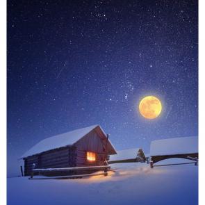 Зима 11464