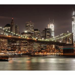Золотые огни Манхеттена