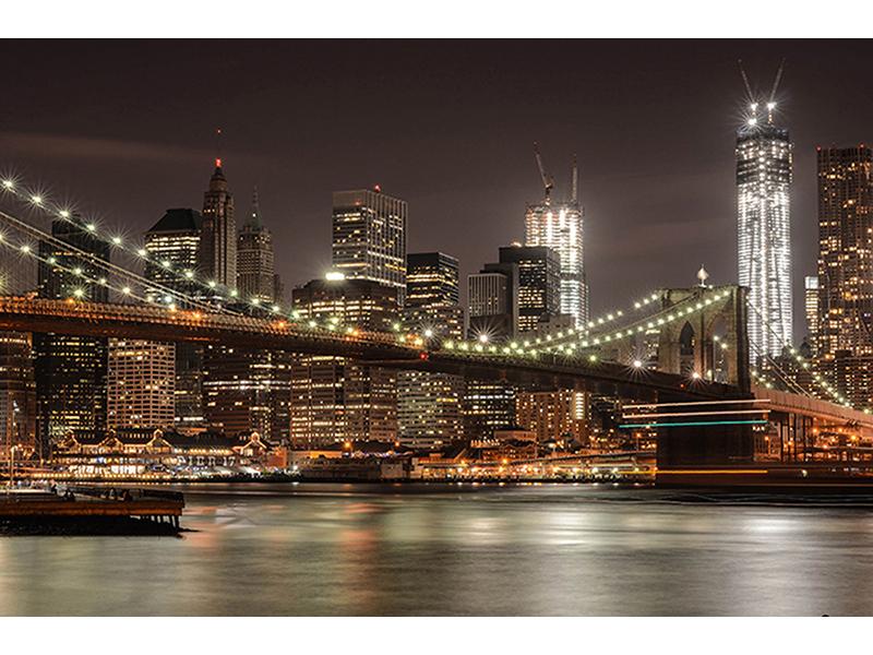 Золотые огни Манхеттена 1674