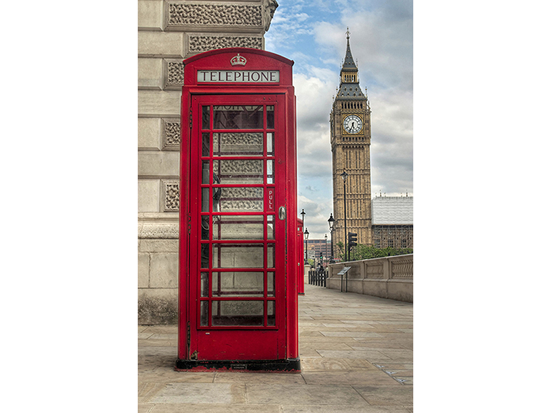 Звонок из Англии 1689